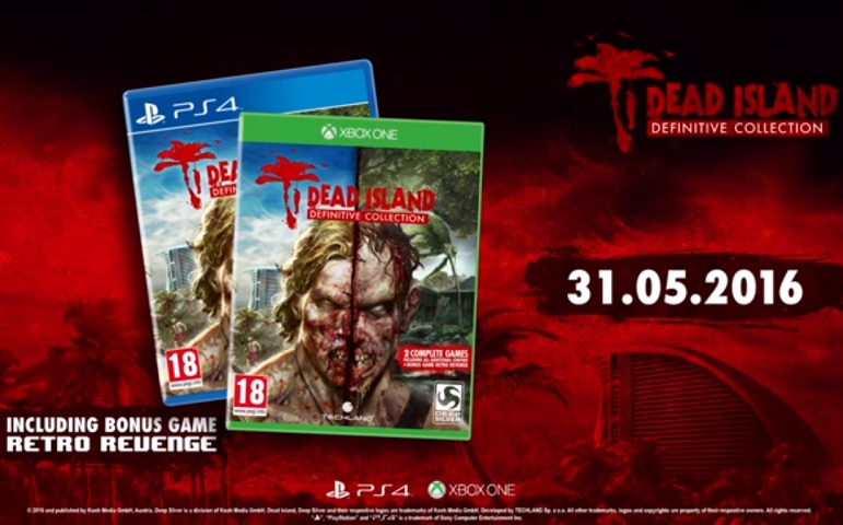 Dead Island Definitive Collection Revealed